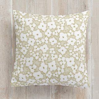 Baby's Breath Self-Launch Square Pillows