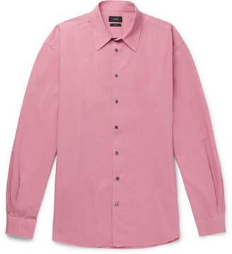 Joseph Cotton-poplin Shirt - Pink