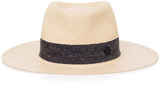 Maison Michel Charles Brisa Straw Hat