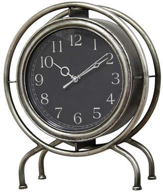 Stratton Home Decor Gamma Table top Clock