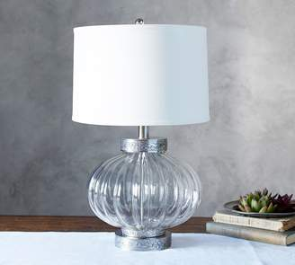 Pottery Barn Sierra Rounded Table Lamp Base