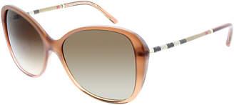 Burberry Women's 4235Qf 57Mm Sunglasses