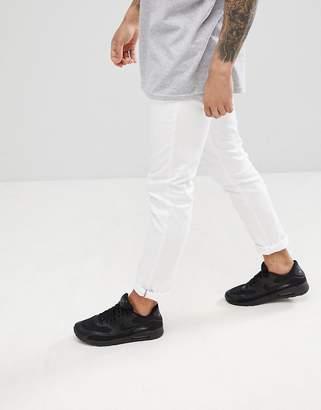 Antony Morato Skinny Jeans In White