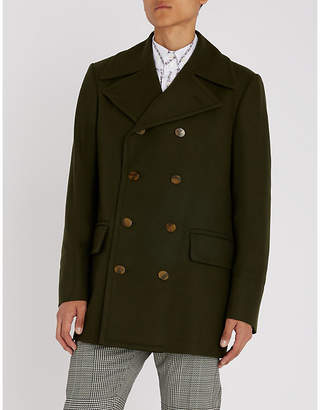 Vivienne Westwood Double-breasted wool coat