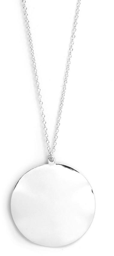 Gorjana Silver Chloe XL Pendant
