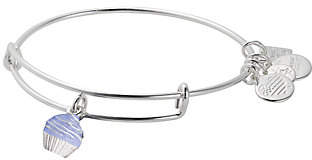 Nobrand NO BRAND Alex and Ani Cupcake Charm Bangle - Race ToErase MS