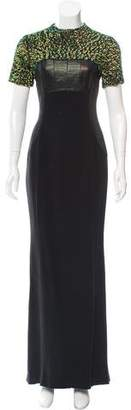 Jonathan Saunders Embellished Maxi Dress