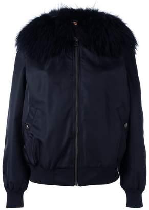 Mr & Mrs Italy oversized bomber jacket