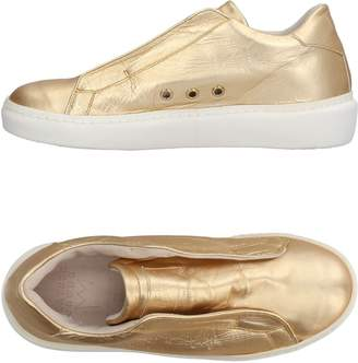 Leather Crown Low-tops & sneakers - Item 11223653