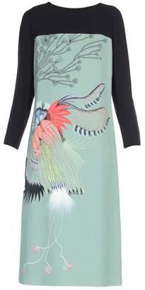 Dries Van Noten Knee-length dress
