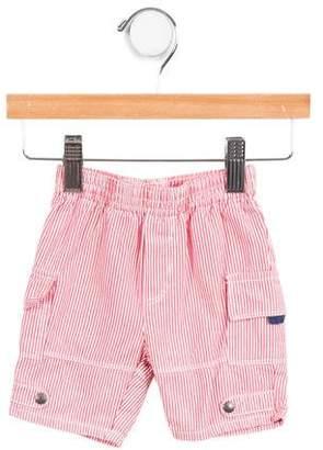 Catimini Boys' Striped Cargo Shorts