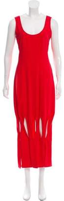Opening Ceremony Glide Twist-Front Dress