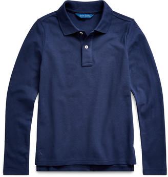 Ralph Lauren Long Sleeve Uniform Polo Shirt