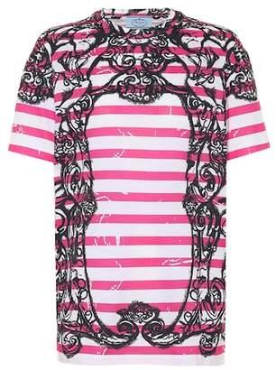 Prada Exclusive to mytheresa – printed cotton T-shirt