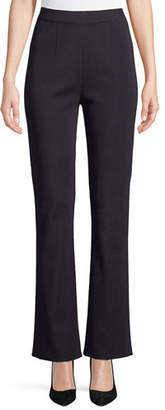 Misook Boot-Cut Knit Pants, Plus Size