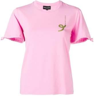 Emporio Armani (エンポリオ アルマーニ) - Emporio Armani ドローストリング Tシャツ