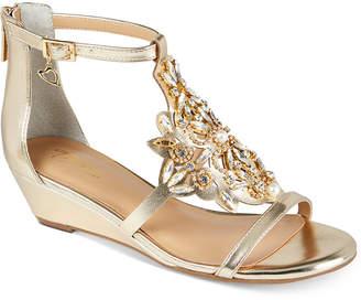 Thalia Sodi Jamee Wedge Sandals, Created For Macy's
