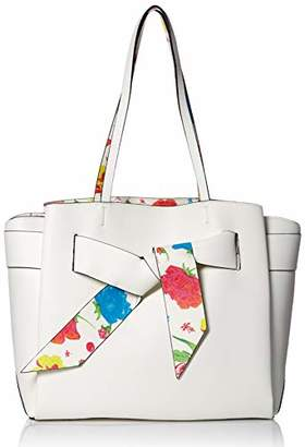 Betsey Johnson Up With a Twist Tote