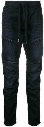 G Star Research straight leg jeans