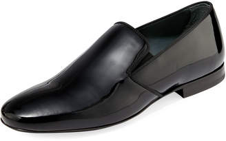 Lanvin Men's Patent Leather Formal Loafers