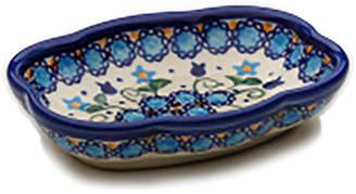 Polish Pottery ポーリッシュポタリー ソープディッシュ