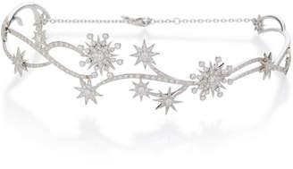 Colette Jewelry 18K White Gold Diamond Hand Piece