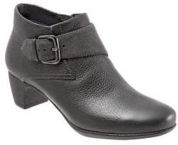 SoftWalk Imlay Leather Booties