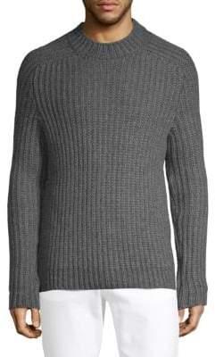 HUGO BOSS Logan Textured Sweater