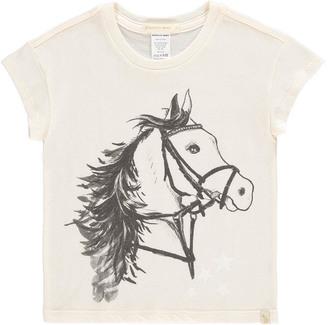 ATSUYO ET AKIKO Lara Horse T-Shirt $70.80 thestylecure.com