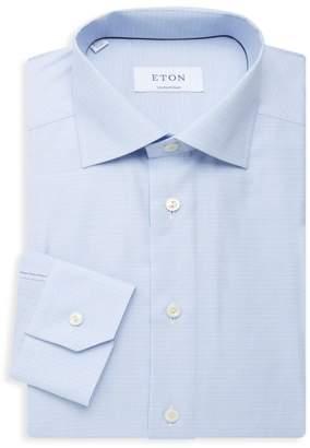Check Contemporary-Fit Dress Shirt