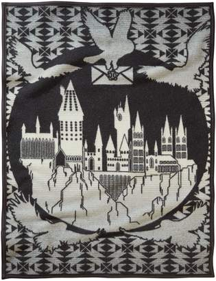 Pendleton Hogwarts is My Home Crib Blanket