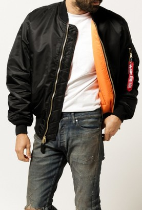 Classic MA-1 Bomber Jacket $135 thestylecure.com