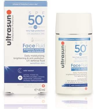 Ultrasun Ultra Sun Daily Face Fluid SPF50