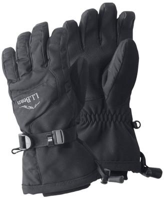 L.L. Bean L.L.Bean Women's Gore-Tex PrimaLoft Ski Gloves