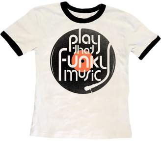 Rowdy Sprout Play That Funky Music Ringer Tee - Black, Size 12-18 month