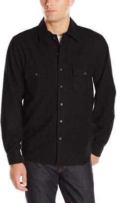 Woolrich Men's Bering Wool Plaid Shirt