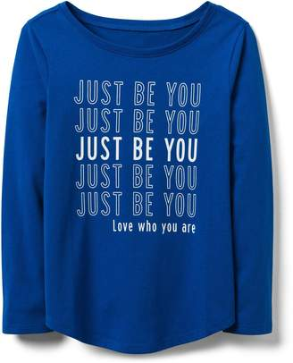 Crazy 8 Crazy8 Just Be You Tee
