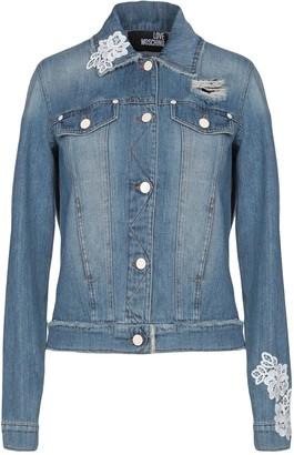 Love Moschino Denim outerwear