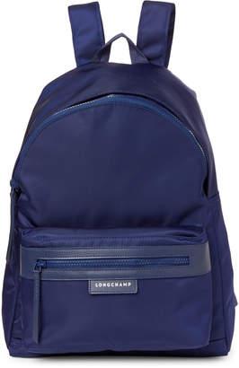 Longchamp Navy Le Pliage Neo Large Backpack