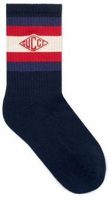 Gucci Socks with game patch