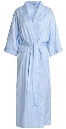 Bodas Cotton-Jacquard Robe