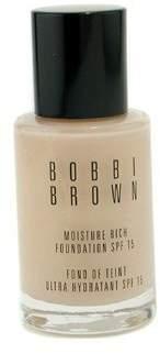 Bobbi Brown Bobbi Moisture Rich Foundation SPF15 - Porcelain - 30ml/1oz