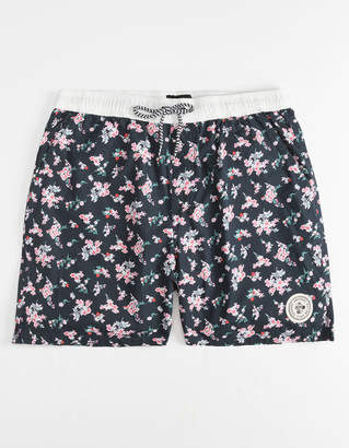 Imperial Motion Seeker Navy Mens Volley Shorts