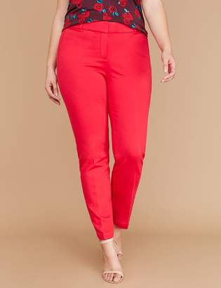 Lane Bryant Power Pockets Allie Ponte Ankle Pant