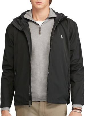 Polo Ralph Lauren Packable Hooded Jacket $198 thestylecure.com