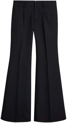 Burberry Flared Tailored Trousers