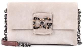 Dolce & Gabbana Millennials suede shoulder bag