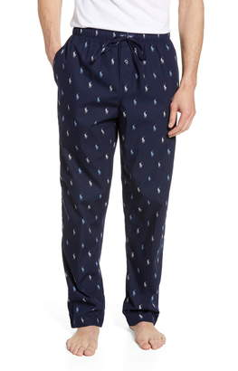 Polo Ralph Lauren Classic Cotton Pajama Pants