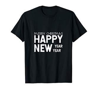 Merry Christmas Happy New Year- Good T-Shirts