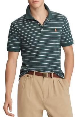 Polo Ralph Lauren Polo Custom Slim Fit Jersey Polo Shirt